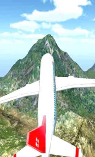 Flight Simulator : Fly 3D 3