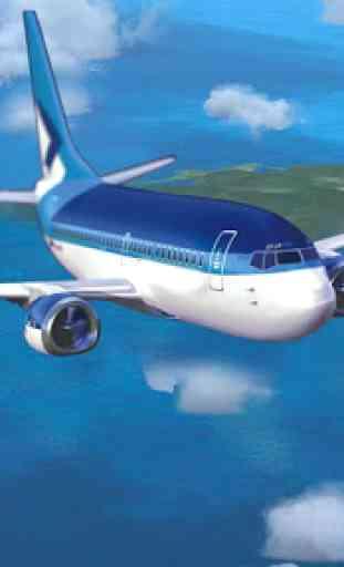 Flight Simulator : Fly 3D 4