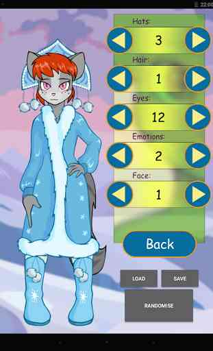 Furry DressUp Game 1