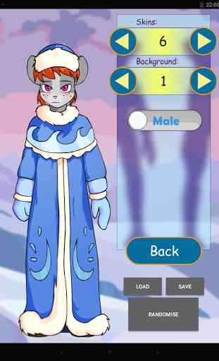 Furry DressUp Game 2