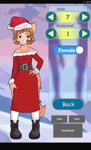 Furry DressUp Game 4