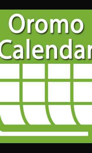 Oromo Calendar  Kaaleendara 2