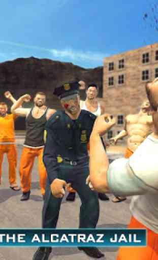 Prison Escape Police Sniper 3D 4