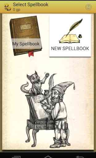 Spellbook - D&D 3.5 3