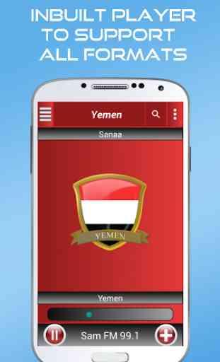 A2Z Yemen FM Radio 1