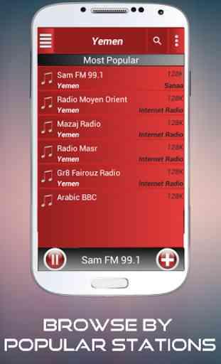 A2Z Yemen FM Radio 2