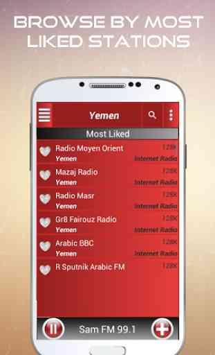 A2Z Yemen FM Radio 3