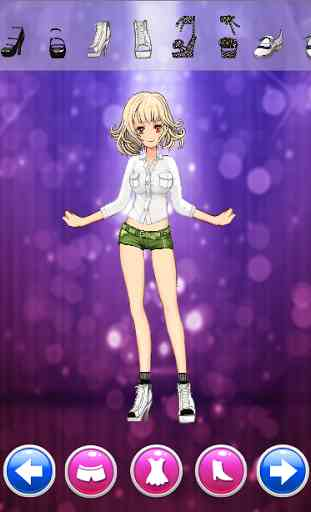 Anime Girls for Dress Up Games 3