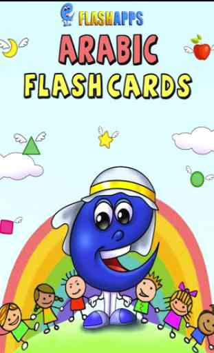 Arabic Flashcards for Kids 1