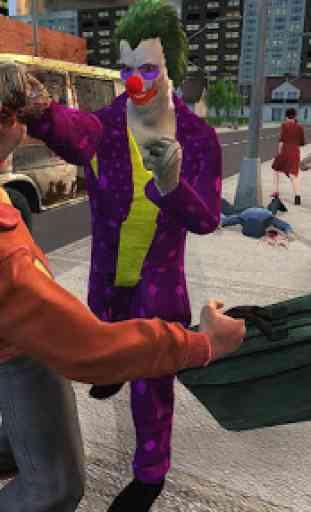 City Clown Attack Survival 2