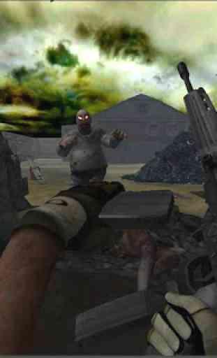Dead Zombies Survival VR 3