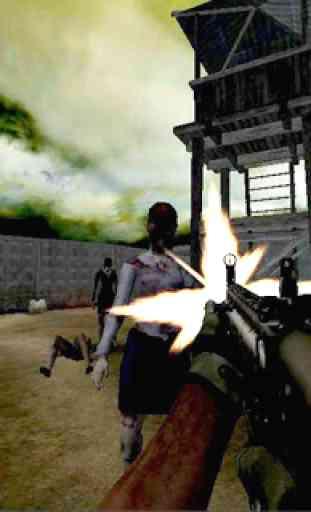 Dead Zombies Survival VR 4