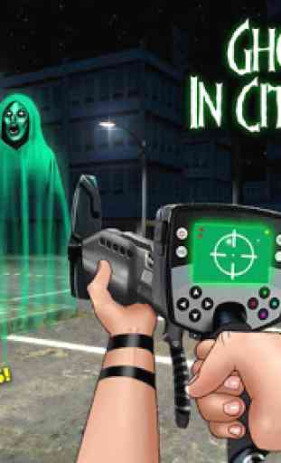 Ghost Hunter In City Simulator 1