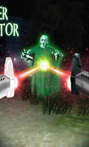 Ghost Hunter In City Simulator 3