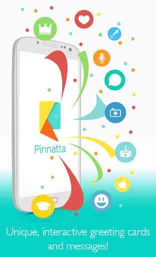 Pinnatta-Interactive e-Cards 1