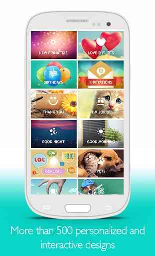 Pinnatta-Interactive e-Cards 2