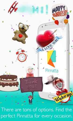 Pinnatta-Interactive e-Cards 4