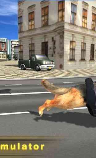 Police Dog Secret Agent 1