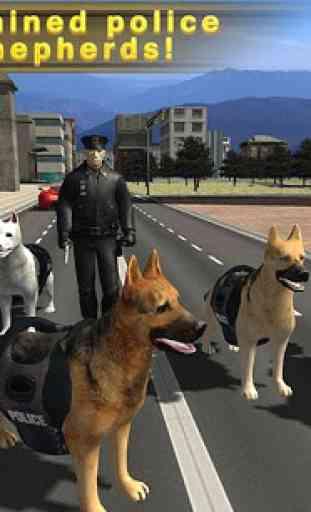 Police Dog Secret Agent 2