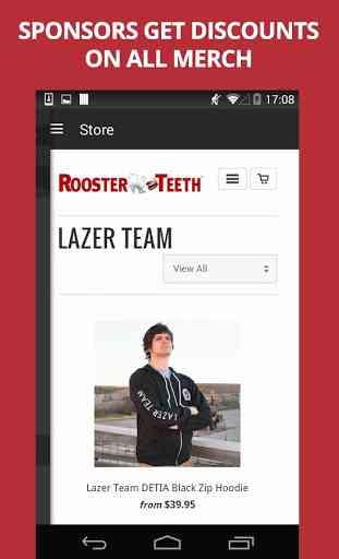Rooster Teeth® 3
