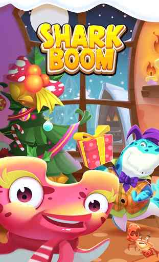 Shark Boom -Cute pets are here 1