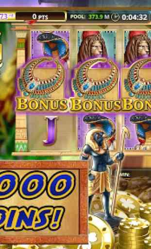 Slot Games: Pharaoh's Plunder! 1