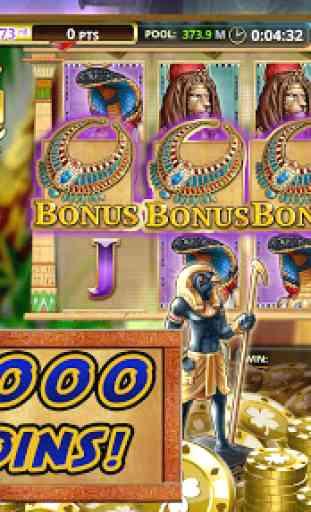 Slot Games: Pharaoh's Plunder! 2