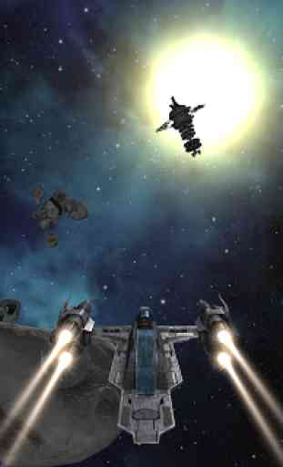 Vendetta Online (3D Space MMO) 1