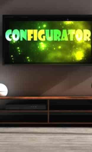Configurator for Kodi+ 1