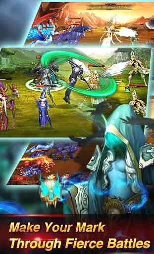 FallenSouls: War of Swords 3