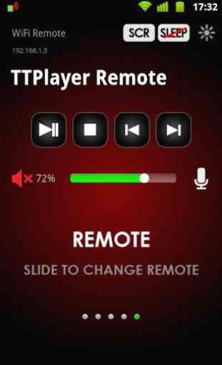 WiFi Remote 3