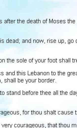 Bible Darby Translation 1