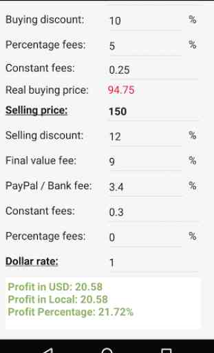 Reseller Profit Calculator 2