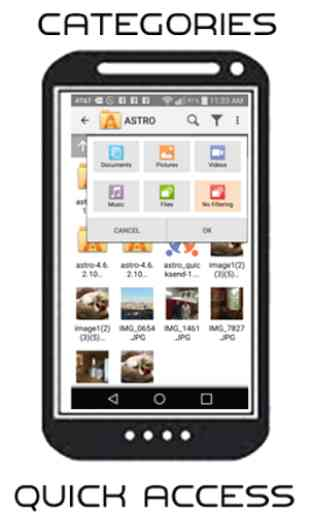 ASTRO File Manager 1