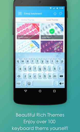 Emoji Keyboard Plus 2