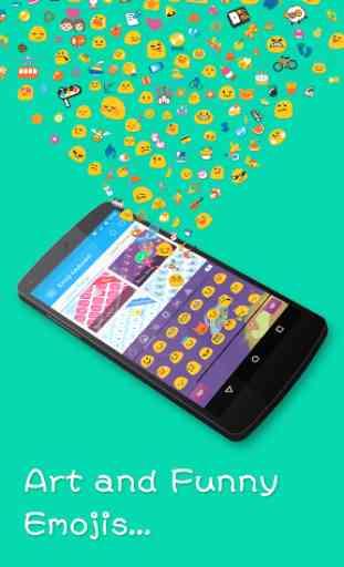 Emoji Keyboard Plus 3