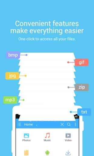 ES File Explorer File Manager 4