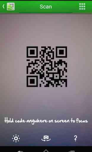 QR Droid Code Scanner 1