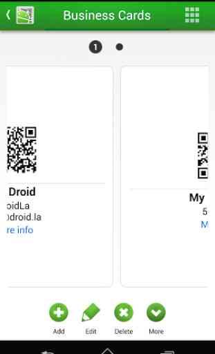 QR Droid Code Scanner 3