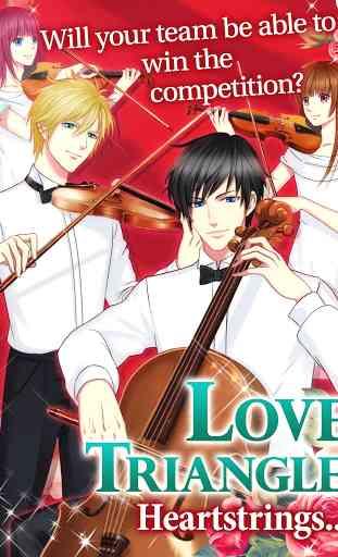 Love Triangle: Heartstrings 1