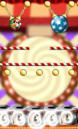 Puzzle Game - Cut the clowns 2 3