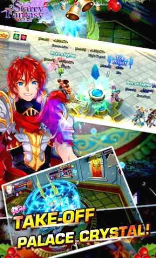 Starry Fantasy Online - MMORPG 2