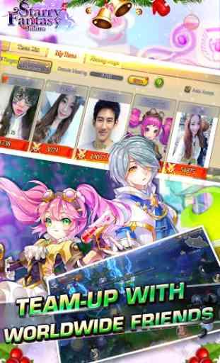 Starry Fantasy Online - MMORPG 3