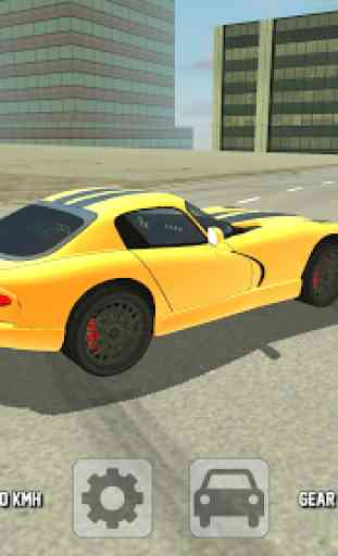 Extreme Turbo Car Simulator 3D 1