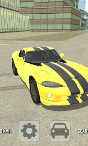 Extreme Turbo Car Simulator 3D 2