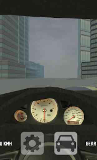 Extreme Turbo Car Simulator 3D 3