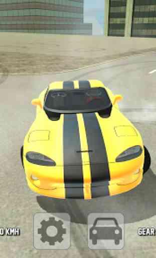 Extreme Turbo Car Simulator 3D 4