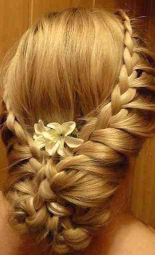 French braids: Women hairstyle 2