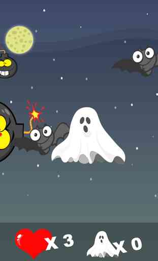 Ghost shooting for kids 1