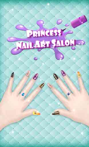Nail Art Dress Up Salon 2 1